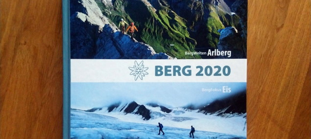 Vorgestellt: Berg 2020 <br>Das Jahrbuch der Alpenvereine