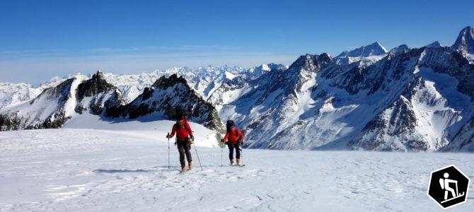 Bericht: Skitour Haute Route 3.0