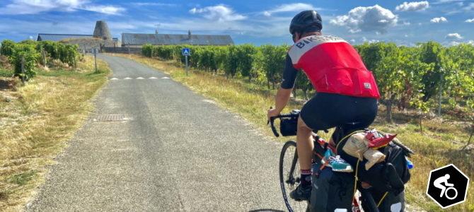 Bikepacking Loire und Normandie – Teil 1