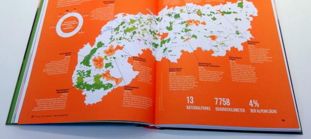 """""""Das Alpenbuch"""" von Marmota Maps"""
