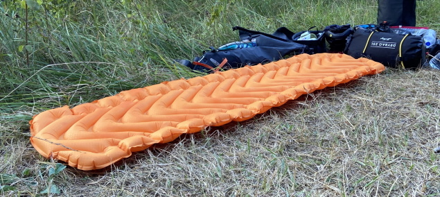 Test: Klymit Insulated V Ultralite SL Isomatte