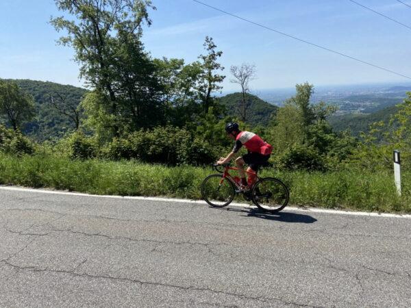 Radtouren am Lago d'Iseo